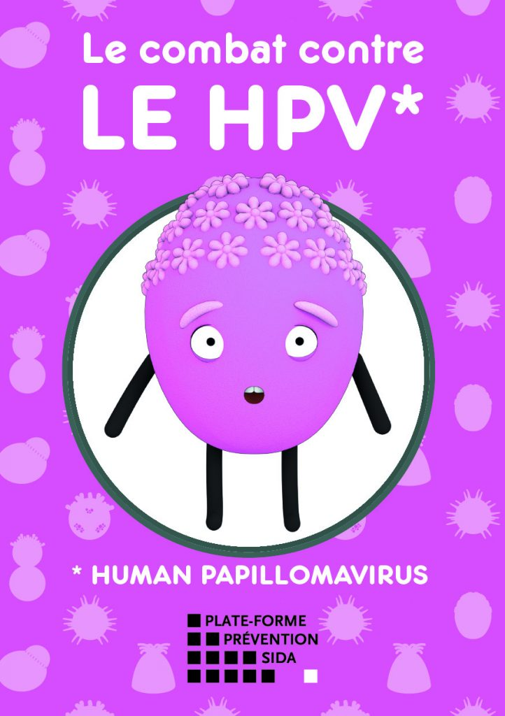 cover flyers HPV