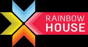 logo rainbow house