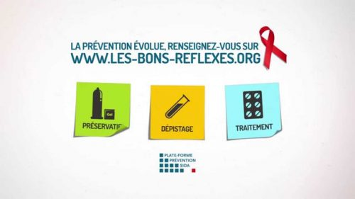 Spot TV « Les bons réflexes pour se protéger du VIH/sida et des IST »