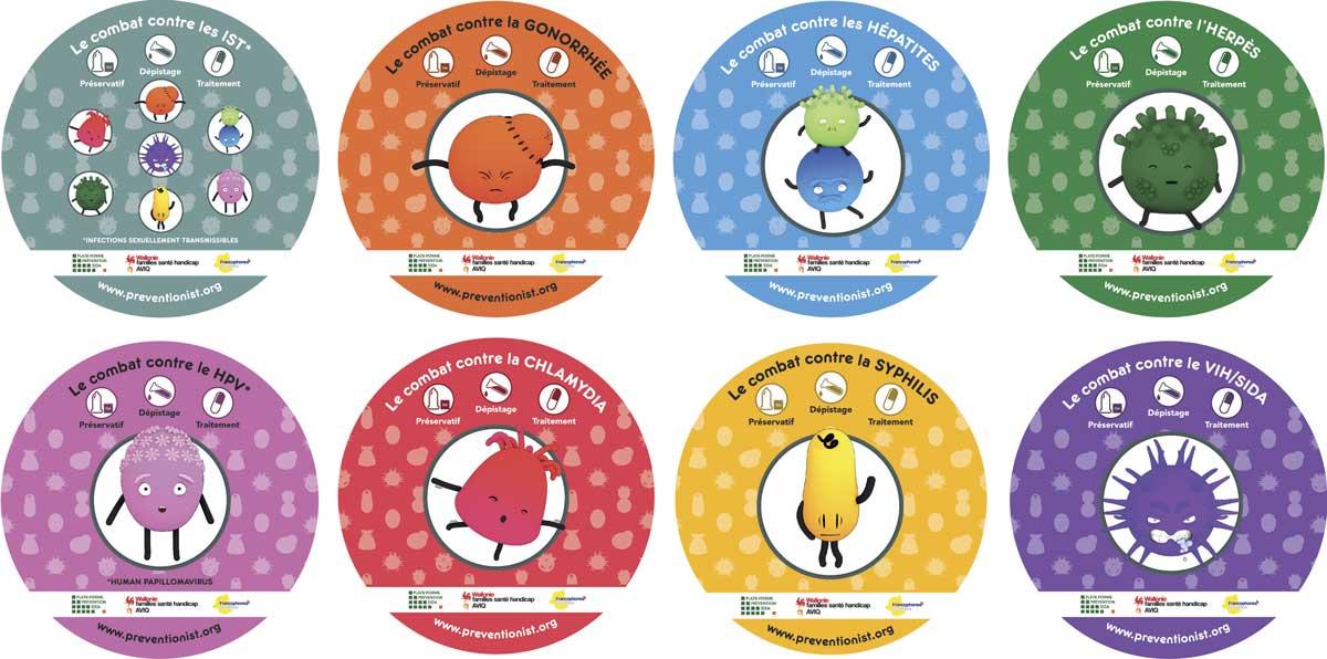 stickers IST